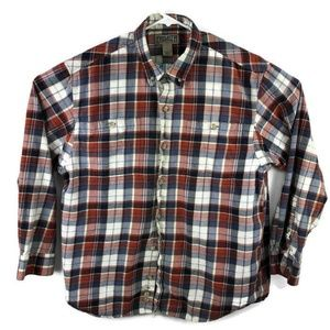 Duluth Trading Button Down Shirt